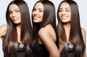 Процедура ламинирования волос дома