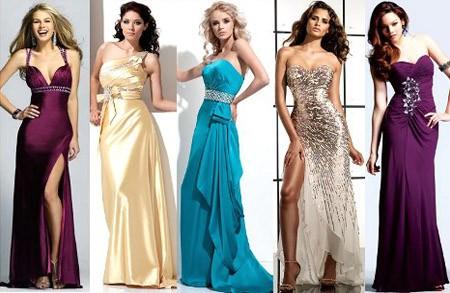 Какое платье надеть на Новый год