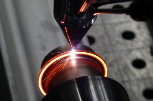 История лазерной сварки